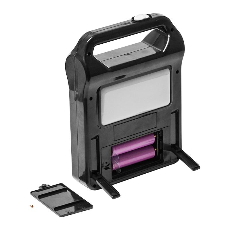 armazenamento gerador sistema casa kit recarregável 9w
