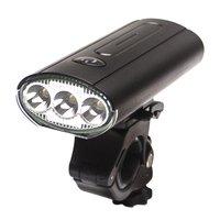 Luce per bicicletta impermeabile ricarica USB LED luci per ciclismo lampada frontale faro alluminio torcia ultraleggera luce per bici