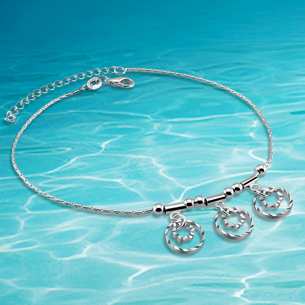 2014 new Fashion women anklet ,brand jewelry anklet foot jewelry