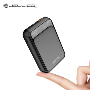 Image 2 - Jellico Power Bank 10000Mah Led Draagbare Batterij Power Bank Pd Fast Quick Lading 12V Powerbank Voor Iphone Xiaomi mi Power Bank