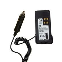 DC 12V car charger eliminator สำหรับ Motorolae สำหรับ DP4600 DP4800 DGP8550 DGP8050 XIR P8660 P8668 XPR7550 XPR7580 walkie talkie