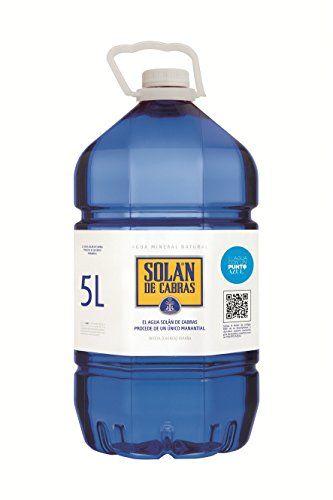 Acqua Minerale Naturale Solan De Cabras- 5l