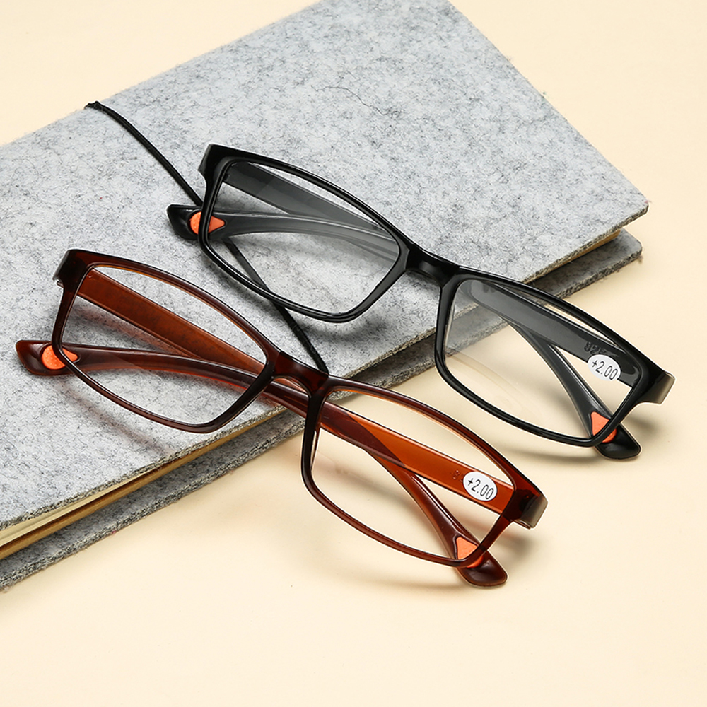 +1.0...+4.0  Fashion Men Women TR90 Reading Glasses Ultra Light Hd Glasses Flower Glasses Old People Gift Anti-fatigue Glasses