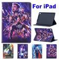 Чехол для ipad 4 air 2 ipad 9 7 2017 2018 ipad mini 1/2/3/4/5 Pro Movie Marvel Avengers Endgame Thor stand coque capa Cover