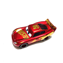 TarakaTomy Automobile Story Alloy Toy Cars 3 Black Storm Jackson McQueen Cool Sister Old Mo Car Genuine