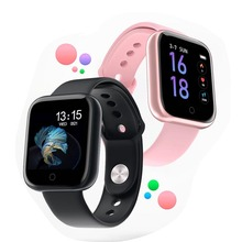 New Q8 Smart Watch OLED Color Screen Smartwatch women Fashion Fitness Tracker Heart Rate monitor Smart Watch Men Droshipping T80 цена в Москве и Питере