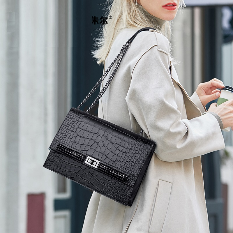 Stock coming! Hot Designer Genuine Leather Bags 2021 Cow Leather Woman Shoulder Bags Fashion Purses Handbags bolsa feminina|Shoulder Bags| - AliExpress