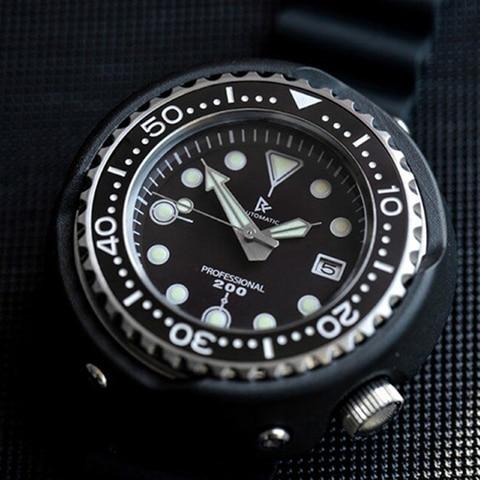 Tuna SBDX011 SBDX014 SBDX016 diving watches Sapphire Crystal 20ATM Stainless Steel mechanical watch Men Male Diver Wrist watch Pakistan