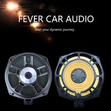 Subwoofer For BMW F10 F11 F30 F32 F15 F25 G30 G11 G01 series audio speaker woofer under the seat automobile bass loudspeaker car subwoofer for benz c w205 glc e w213 s w222 series high quality speaker woofer under the seat automobile bass loudspeaker