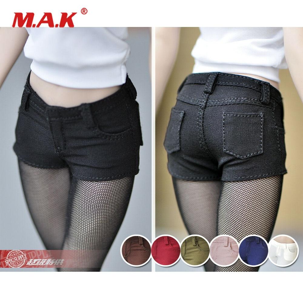 Новинка 1/6, обтягивающие шорты, брюки, подходят для 12 дюймов, женские, Phicens TBLeague, хит продаж, штаны для женского тела