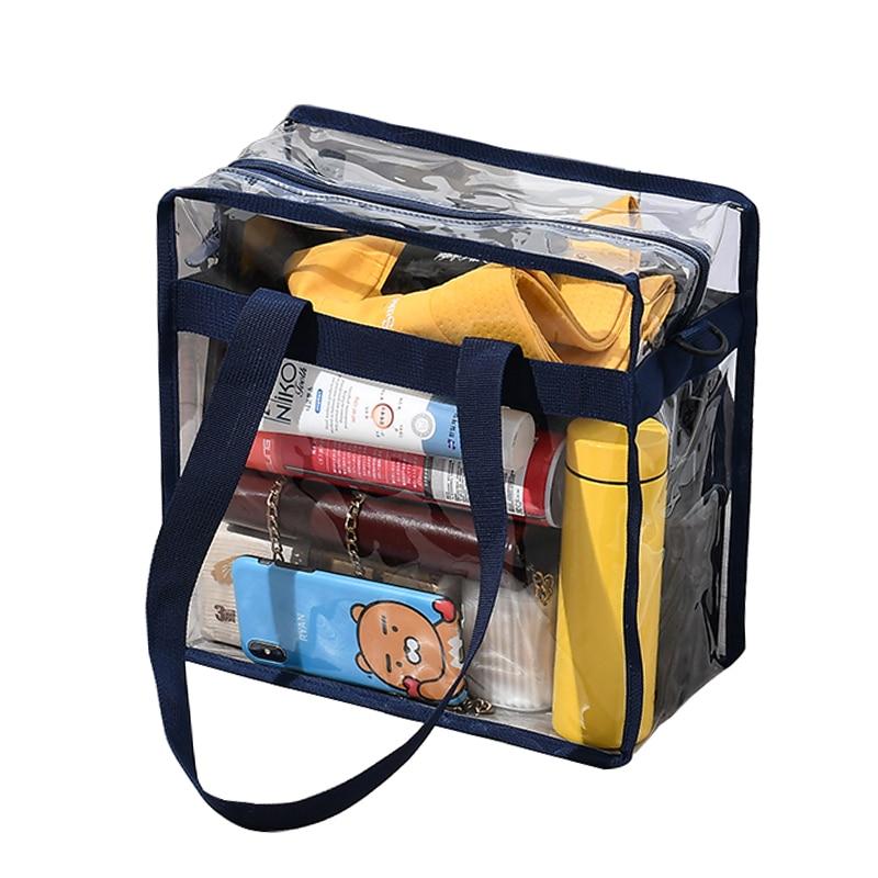 Waterproof-Women-makeup-Organizer-bag-Transparent-pvc-cosmetic-bag-Large-storage-Toilet-bag-Travel-Toiletries-Tand