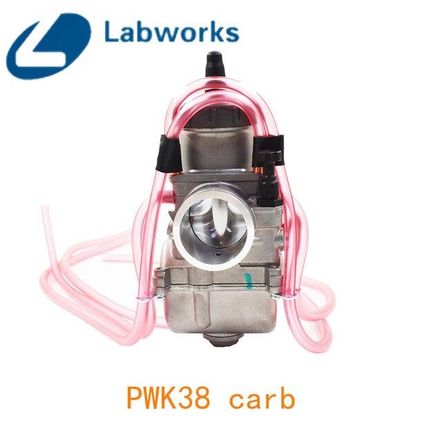 Carburetor For PWK38 PWK 38 Air Striker Carb TRX250R CR KX RM YZ 250