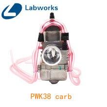 קרבורטור עבור PWK38 PWK 38 אוויר חלוץ פחמימות TRX250R CR KX RM YZ 250