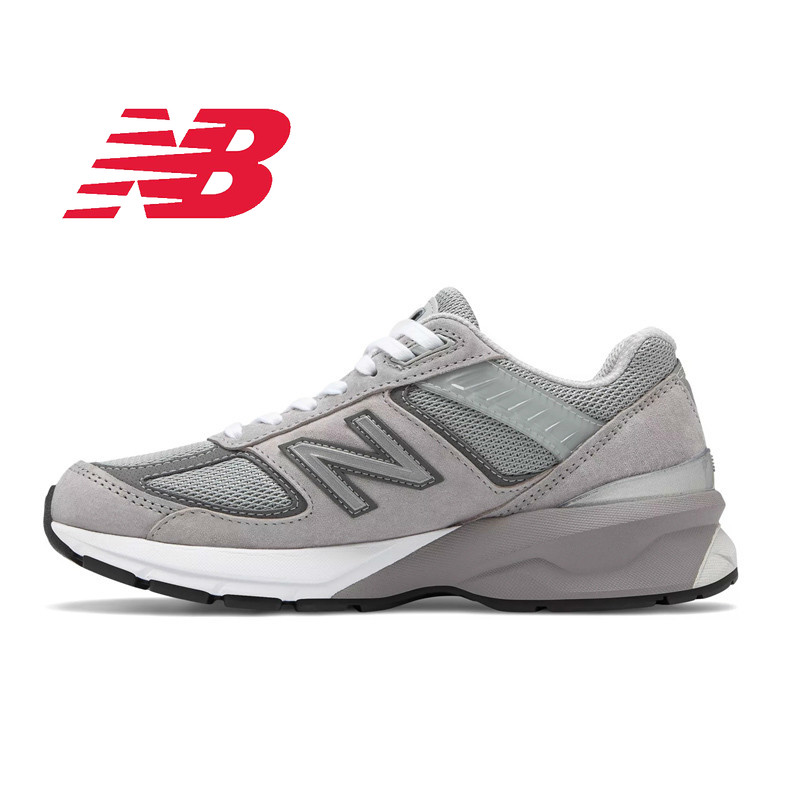 Original New Balance NB Official 2019 New Running Shoes Men's Shoes Women's Shoes Sneakers Classic Retro Sports Shoes W990BK5