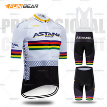 2019 Pro Team MTB Men Summer Short Sleeve Set Bike Cycling Jersey Clothing Bicycle Triathlon Shirt Wear Clothes Ropa Ciclismo стоимость