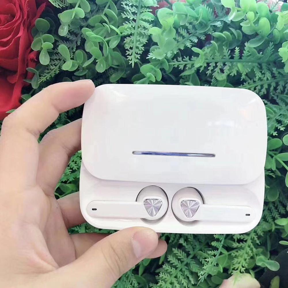 GOTACC PRO BE36 bluetooth гарнитура Беспроводные наушники BE-36 с зарядным устройством наушники для телефонов bluetooth - Цвет: white