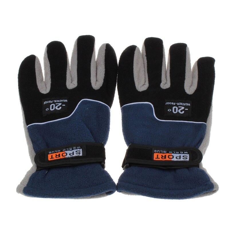 Tactical Gloves Men Winter Windproof Driving Gloves Men Motorcycle Ski Snow Snowboard Gloves Mitten Hand Gloves Handschoenen