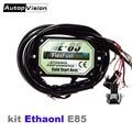 E85 конверсионный комплект 3cyl с холодным запуском Asst биотоплива e85 этанол автомобильный конвертер биоэтанола 7 разъемов опционально