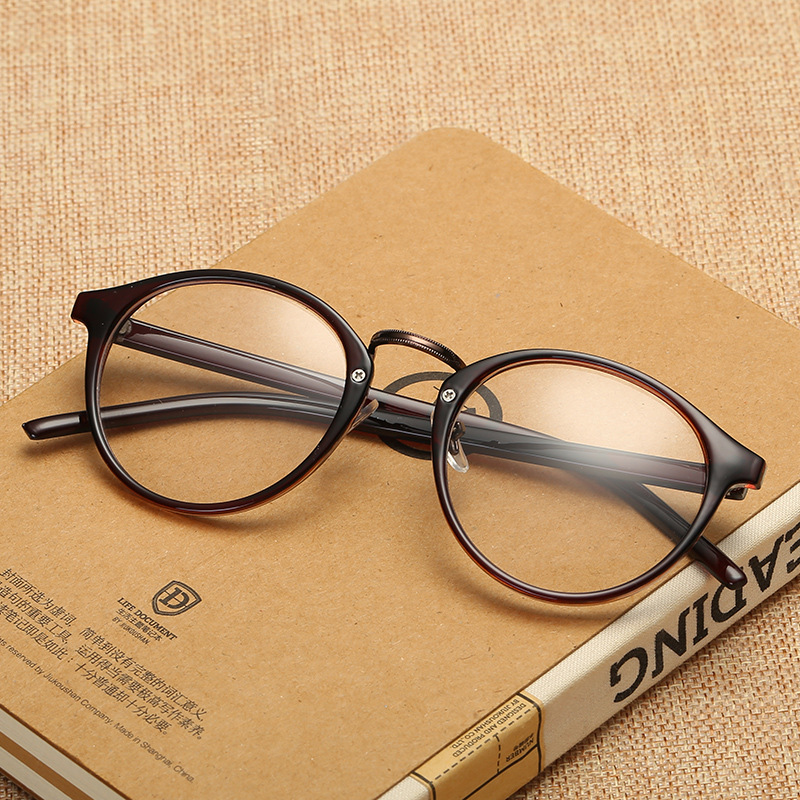 Classica Women Men Optical Glasses Vintage Transparent Round Clear Lens Spectacle Myopia Glasses Frame Eye Glasses Nerd