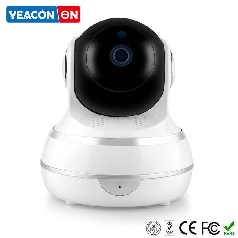 Wifi Security Camera CCTV  Camera Baby Monitor Pet Camera WiFi Wireless IP Camera Night-Vision Remote-View
