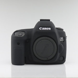 Image 5 - Silicone DSLR Camera Case Cover Bag for Canon EOS R 90D 250D 5D Mark III IV 6D II 6D2 5D3 5D4 1300D 800D 850D SL3 T8i T7i T6