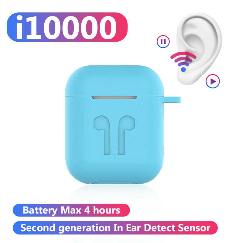 I10000 TWS ポップアップ windows 1:1 H1 チップスマートセンサー drahtlose クレードスーパー低音 1 Bestellung