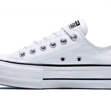 Converse - Chuck Taylor all star Original for men and women, short shoes with platform, unisex, classic canvas shoes