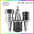 Держатель для инструментов серии NT NT40 NT30 ER16 ER20 ER32 ER40 цанга для фрезерного станка с чпу держатель инструмента шпинделя и хвостовик ножа