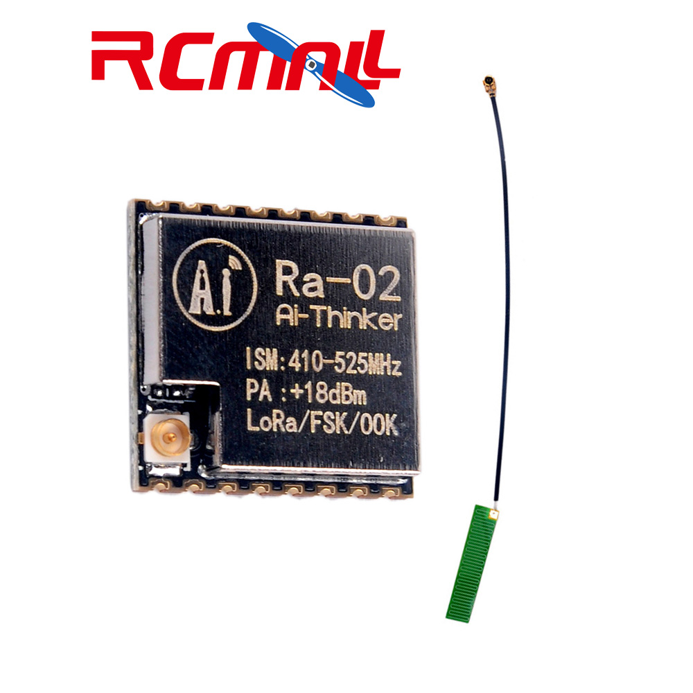 433M SX1278 Ra-02 Lora Wireless Module10KM IPEX Socket With FPC Antenna 1.13 IPEX IOT For Smart Home