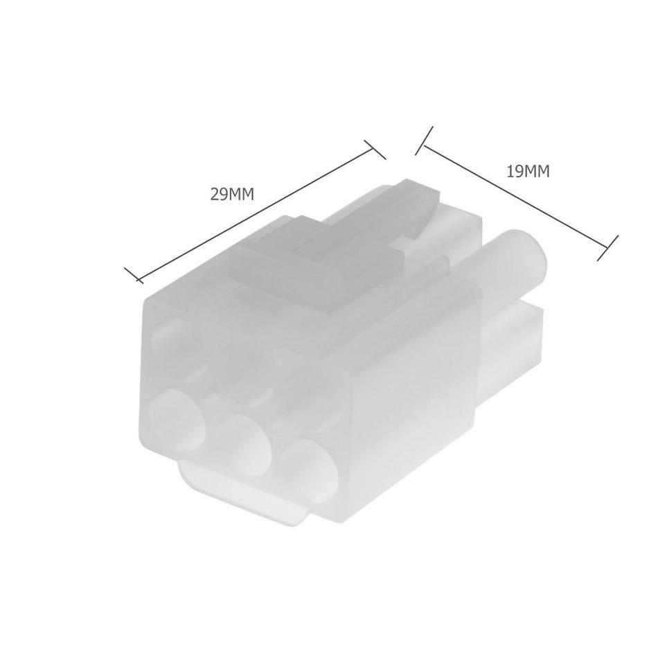 JUNERAIN 6p 6-Pin-Adapter für YAESU FT-857D FT-897D