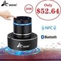Adin 26 W Vibração Alto-falante Bluetooth Baixo Alto Falantes Portáteis Sem Fio Ressonância Toque Estéreo Subwoofe Nfc Handsfree Com Microfone