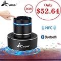 Adin 26W Trillingen Luidspreker Bluetooth Bass Draagbare Luidsprekers Draadloze Resonantie Touch Stereo Subwoofe NFC Handsfree Met Mic