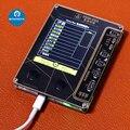 QIANLI программист для ремонта батареи iPhone 5 5S 6 6S 7 8 X XS MAX XR батарея для записи данных чтение Ремонт батареи оригинальный инструмент для проверк...