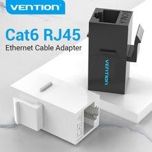 Vention RJ45 connecteur Cat6 Cat5e câble Ethernet adaptateur d'extension femelle à femelle Extension pour câble Ethernet RJ45 coupleur