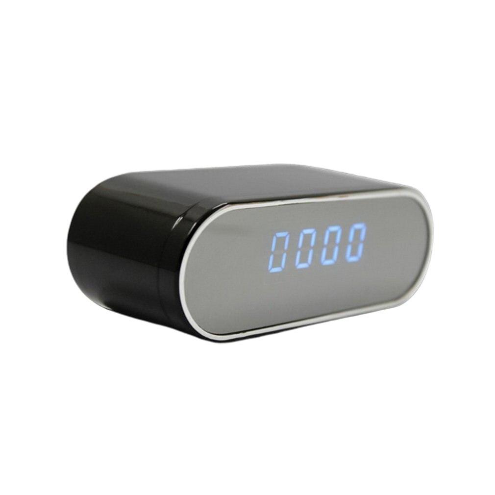 Мини камера 1080 Full HD, будильник, ночное видение, детектор движения, Wi Fi, IP, DV, видеокамера, домашнее наблюдение Компактные видеокамеры      АлиЭкспресс
