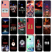 Stranger Things Soft Silicone Case for Xiaomi