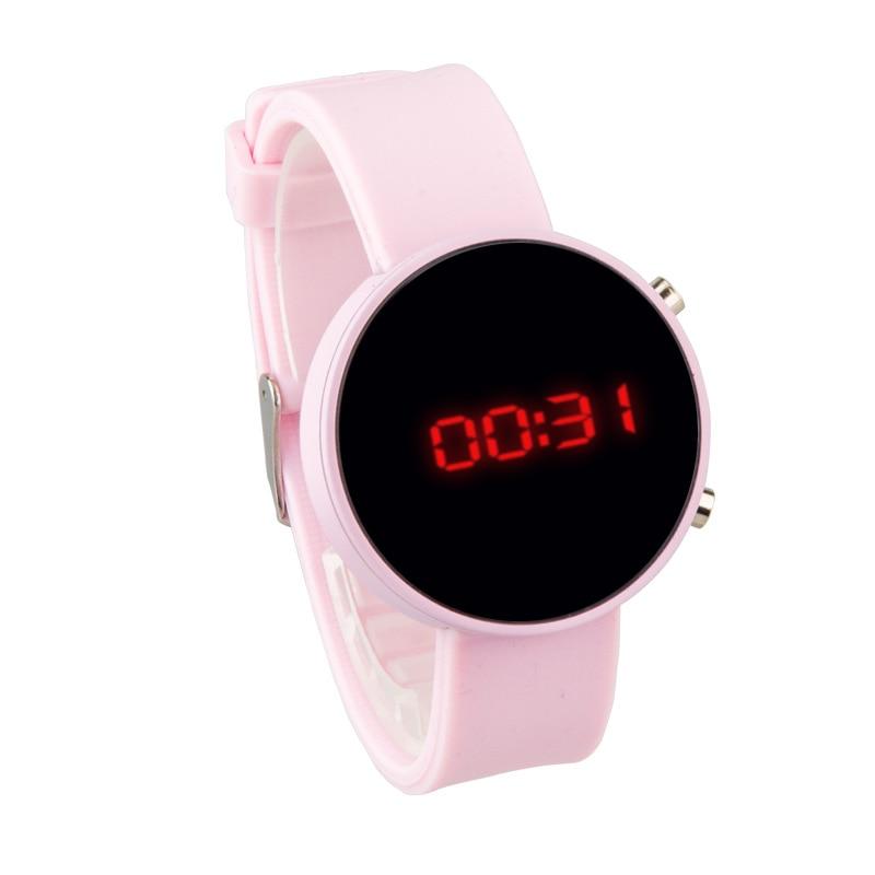 Women Sport Casual LED Watches Kids Men's Digital Clock Man Army Military Silicone Wrist Watch Clock Hodinky Relogio Masculino