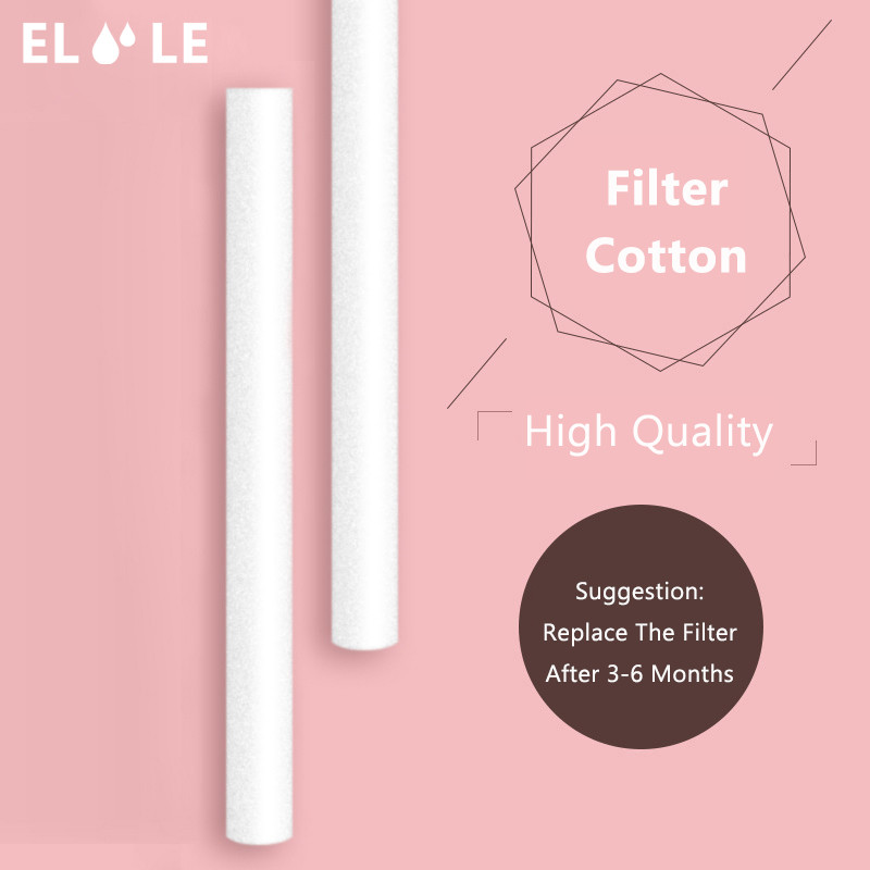 5/10 Pieces Humidifier Replace Filter Cottons Swab For USB Air Ultrasonic Humidifier Aroma Diffuser Parts Can Be Cut Tailored