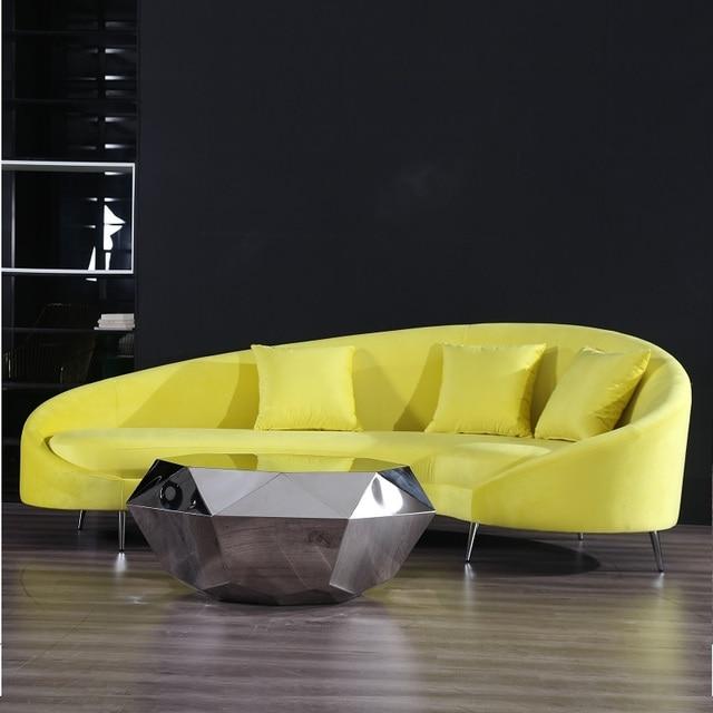 U-BEST 4-star/ 3 star Moon Shaped Sofa Couch 1
