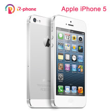 Original Apple iPhone 5 Verwendet Handy GSM 3G Entsperrt Handy 16GB 32GB 64GB ROM Wifi 8MP 4.0