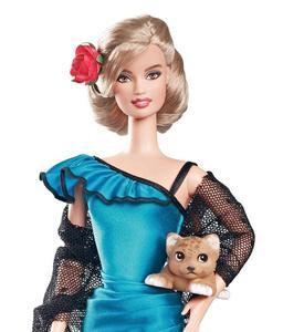 Image 5 - Original Barbie Puppen Begrenzte Look mit Kleidung Frauen Prinzessin Inspirierende Barbie Sammler Spielzeug für Mädchen Geschenke Geburtstag Präsentiert