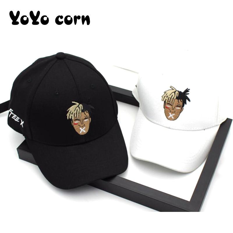 YOYOCORN  Bone Garros High Quality Cotton Singer Dreadlocks Snapback Cap  Panama  For Men Women Hip Hop Dad Hat Baseball Cap