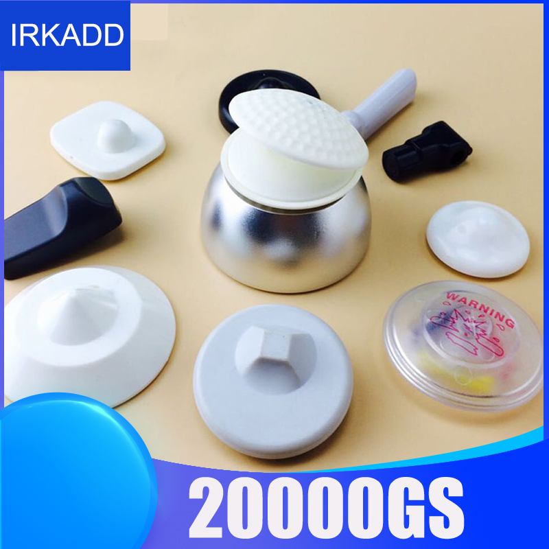 Super 20000GS Universal Security Tag  Detacher Shop Security Tag Remover For RF8.2Mhz Eas Systems