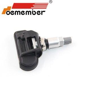 Image 5 - OEMEMBER A0009050030 Carro Sistema de Sensor de Pressão Dos Pneus TPMS Sensor Para MERCEDES BENZ C250 C300 C350 C63 433MHZ