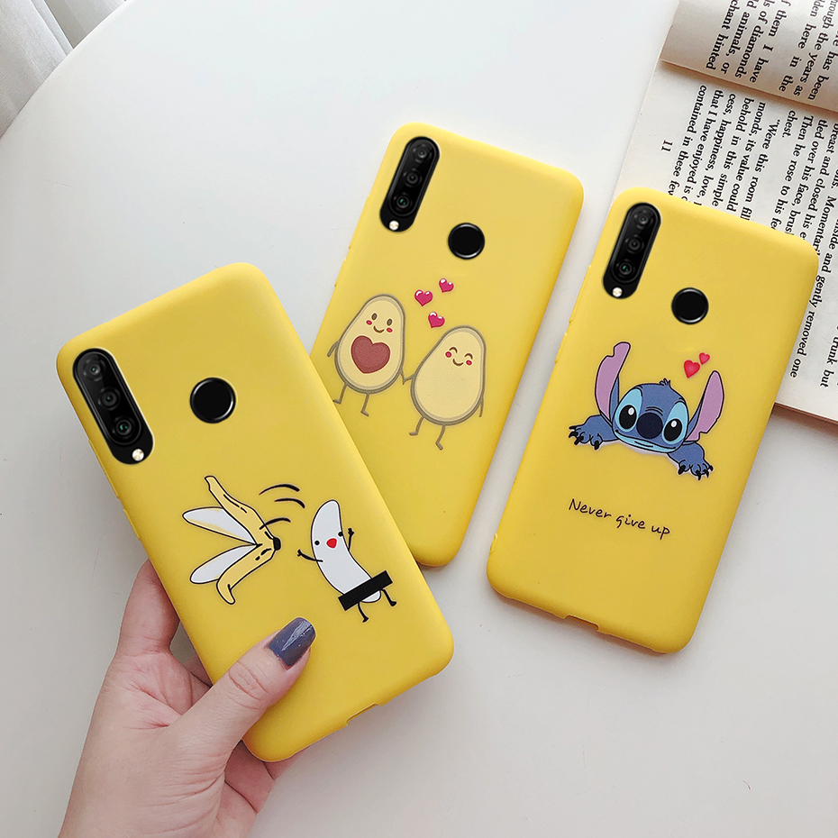 For Honor 20 Lite Case Huawei Honor 20 Lite MAR-LX1H Case Soft Matte Silicone TPU Phone Case For Honor 20 Lite 2020 6.15
