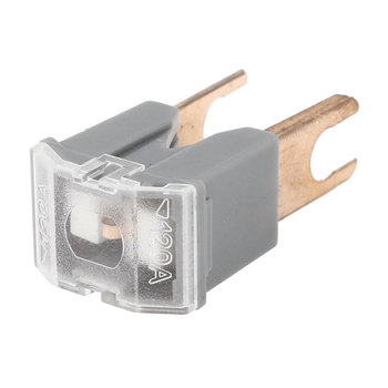 Car Vehicle Gray 120A Slow Blow PAL Pacific Type Male Fuse image