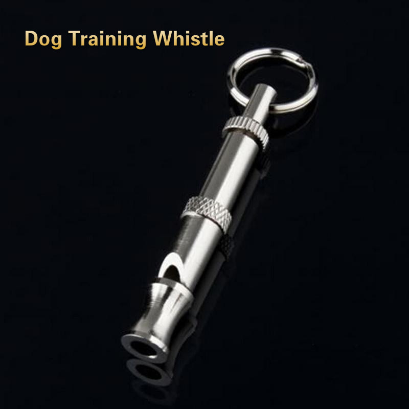 Pet Dog Cat Training Obedience Whistle Sound Pitcn Quiet Trainning Whistles Trainer Aid Guide Pet Equipment Dog Products Supplie