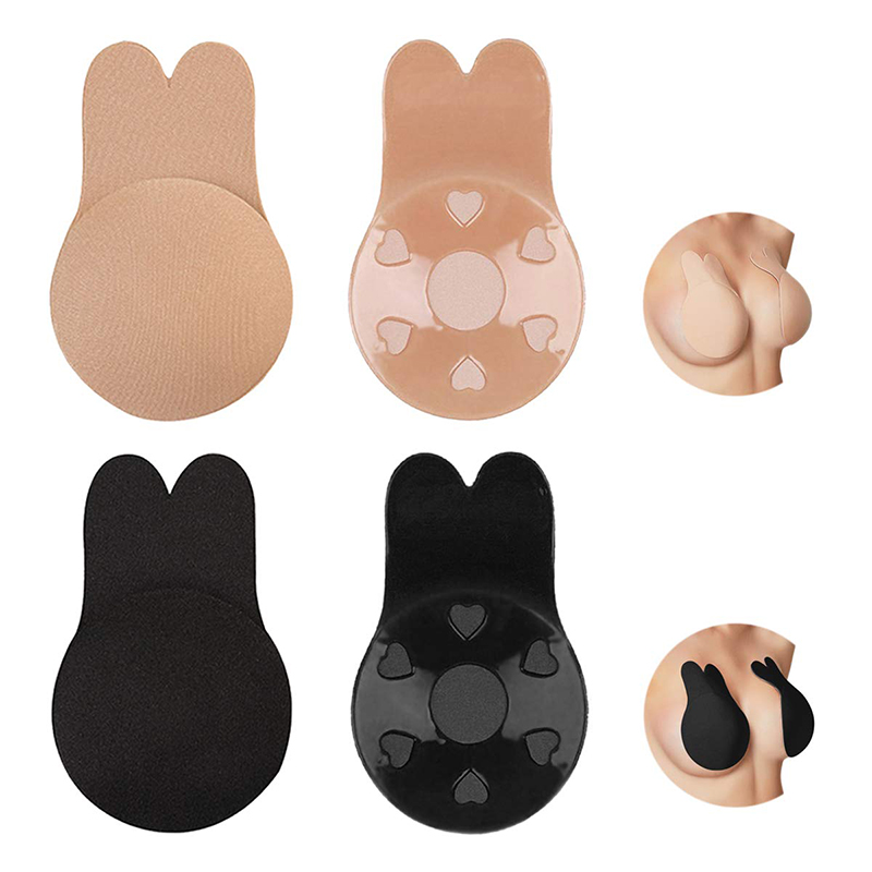 Silicone Invisible Reusable Bra Pads 8