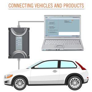 Image 4 - 2019 Benz için ECOM Doip teşhis ve programlama aracı için 2019.12 yazılım USB Dongle ile son Mercedes kadar 2019