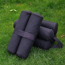 Durable Camping Tent Sand Bag High Quality Windproof Fixing Sandbag Wear-resistant Sunshade Canopy Leg Weight Tents Supplies